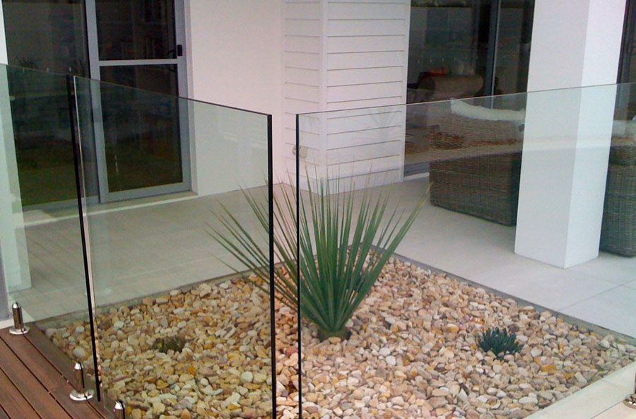 frameless glass balustrade eastern suburbs